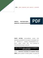 57.1- Pet. inicial - Concessão de aposentadoria especial.doc