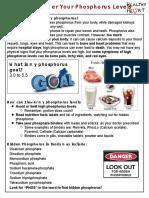 phosphorus handout word search