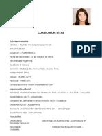 CV Marce (Marcela Gonzalez Fanelli) (Marcela Gonzalez Fanelli)