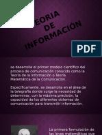 Teoria de Informacion