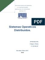 Sistema Operativo Distribuido