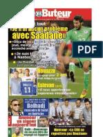 LE BUTEUR PDF du 13/07/2010