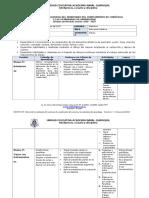 ANG-FOR 175 Informe de los resultados del monitoreo del cumplimiento de currículo 8° DIBUJO