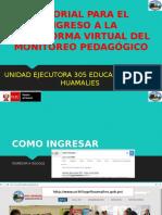 1.-Tutorial Para El Ingreso a La Plataforma Virtual