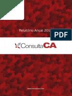 Relatorio Anual 2015 Portal ConsultaCA