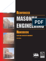 James E. Amrhein , Max L. Porter-Reinforced Masonry Engineering Handbook_ Clay and Concrete Masonry, Sixth Edition -Masonry Institute of America _ International Code Council (2009)