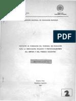 LAURO y ROYO (1987). Por Qué Las Ciencias Sociales