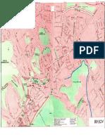 Brasov Harta RPR