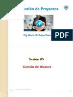 Gp Sesion-05 Alcance