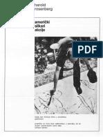 Harold Rosenberg-Američki slikari akcije.pdf