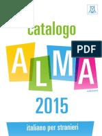 Katalog_Alma_Edizioni_2015
