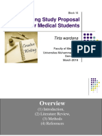 Penyusunan Proposal