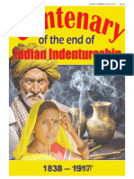 Centenary of the end of Indian Indentureship