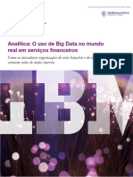 Analytics Big Data Financial Systems