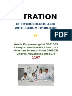 tritation docx