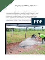 Preparación Del Suelo en Horticultura