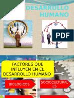 Diapositivas El Desarrollo Humano