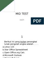 Mid Test Kkpi