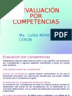 La Evaluacion Por Competencias