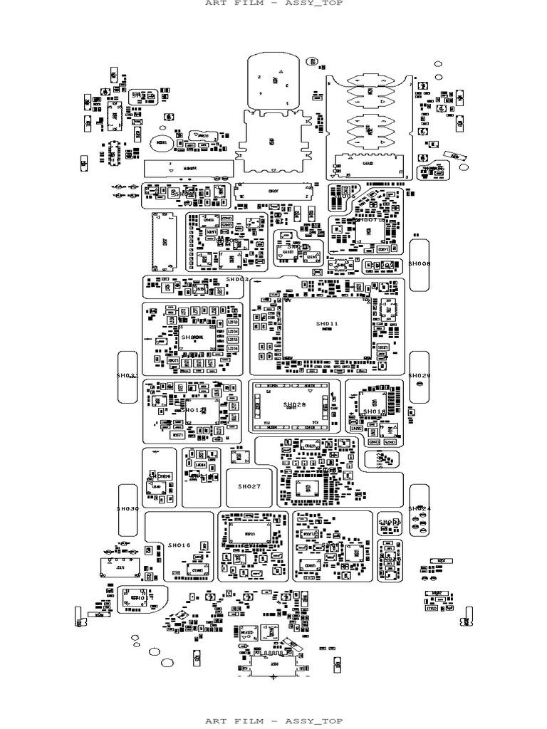 Esquema Elétrico Moto X Style XT-1572