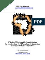 L' Union Africaine et la Mondialisation