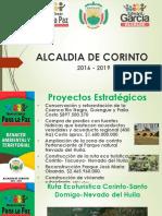 Presentación Consejo Comunitario Corinto - Departamento del Cauca