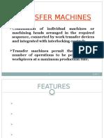 Transfermachines - IA