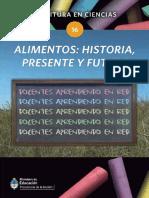 Alimentos Historia Presente y Futuro