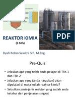 0_pengantar Reaktor Kimia