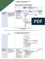 ANG-FOR 182 Informe de Logro de Indicadores Esenciales de Evaluación 8° DIBUJO