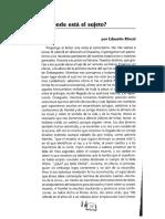 35572251-Eduardo-Rinesi-y-Donde-Esta-El-Sujeto.pdf