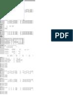 Excel Matrix Global Equations PELANGI