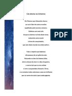 Um Átomo No Universo - João Gonçalves -AEEN