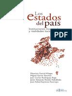 Evolución reciente de la concentración de la propiedad de la tierra en Colombia