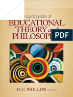 Encyclopedia of Educational Theory and Philosophy 1452230897