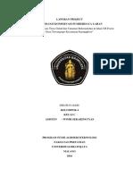 Laporan Besar TKSDL