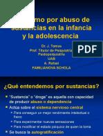 abuso de sustencias.pps
