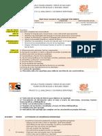 Planificación didáctica del proyecto 12 de español