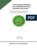 Laporan Kasus Dengue Hemoragic Fever Pada An