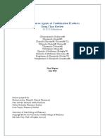 08.13 Sulfonyluria Drug Class Review