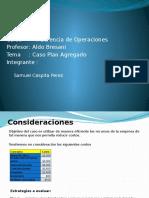 PPT - Plan Agregado