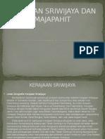 sRIWIJAYA-MAJAPAHIT