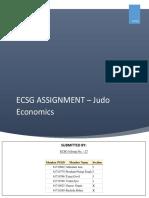 Judo Economics