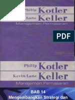 Manajemen Pemasaran Kotler Jilid 2