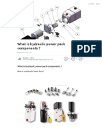 What is Hydraulic Power Pack Components _ _ Nina Yan _ Pulse _ LinkedIn