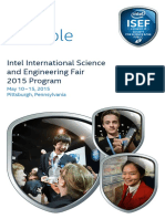 Intel ISEF 2015 Program FINAL 5-10-2015-Low
