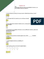Examen Uv 110