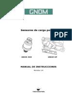 GNOM Manual de Instrucciones