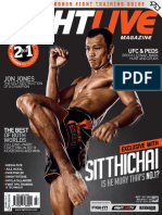 Fight Live Magazine - October - November 2016