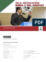 Venezuela, Revolución de La Vivienda y El Habitat - Nicolás Maduro Moros